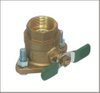 Brass KITZ Type NPT Thread 600 WOG 150 WSP Ball Valve