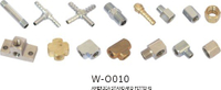 America Standard Brass Pipe Fitting