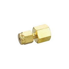Straight Nipple Pneumatic Compression Connector